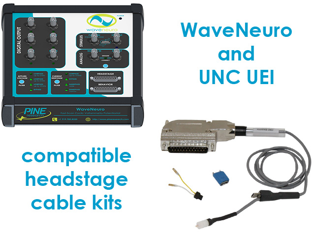WaveNeuro and UEI Compatible Kits