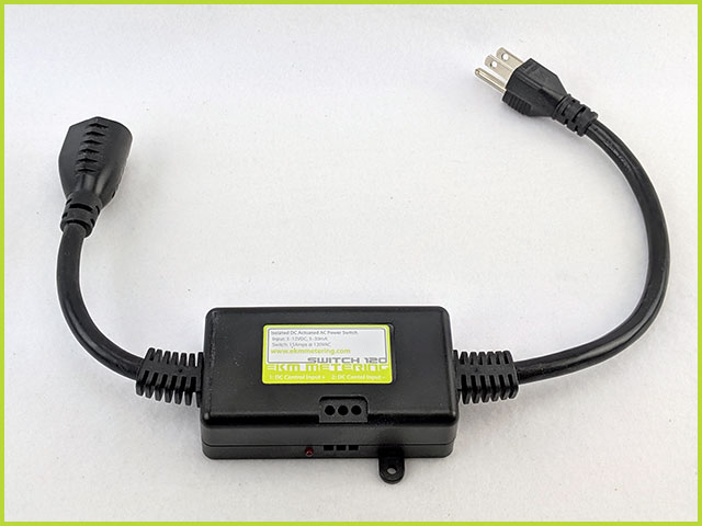 TTL Enabled AC Switch - RRSWITCH