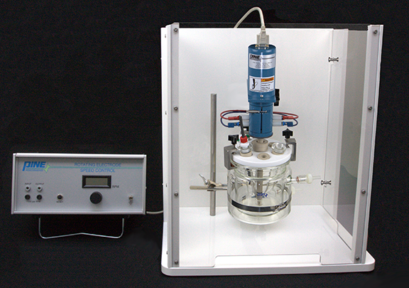 Typical Rotating Cylinder Setup for Corrosion Analysis