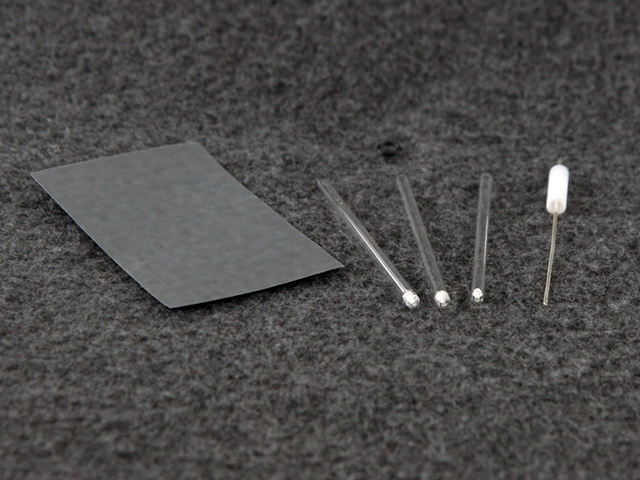 LowProfile (3.5 mm OD) Ag Non-Aqueous Reference Electrode Kit