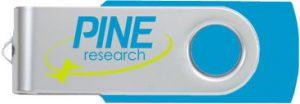 Pine Research Potentiostat Installation Media (USB Flash Drive)