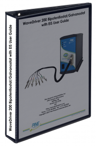 WaveDriver 200 Integrated Bipotentiostat with EIS User Guide