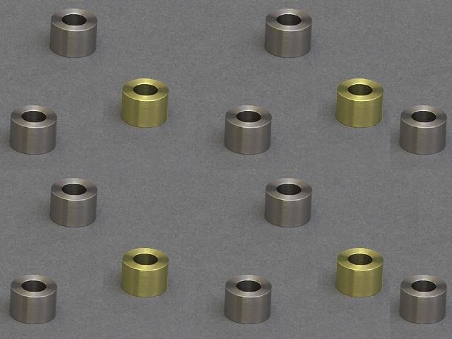 Cylinder Inserts (12 mm)