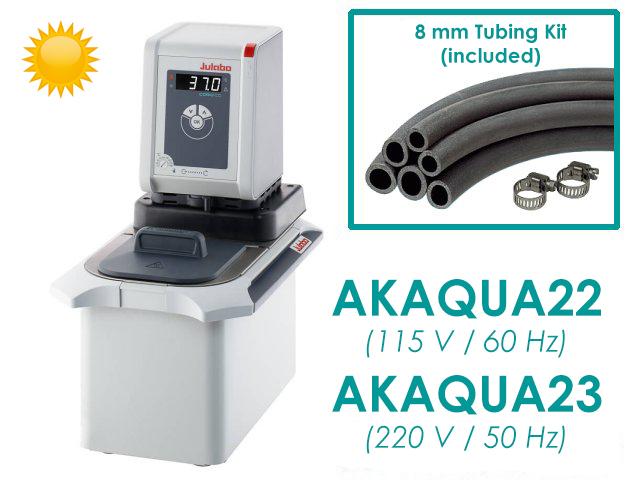 Water Circulator Kits, Heating Only (part numbers AKAQUA22/AKAQUA23)