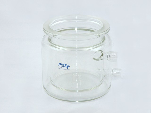 OpenTop Jacketed Cell without Drain Valve (part number AFCELL8U3)