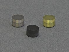 Disk inserts for use with ChangeDisk RDE tips (5 mm OD x 4 mm H)