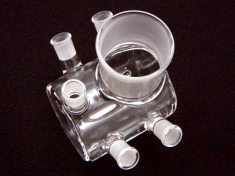 RRPG147, Standard 250 mL Quartz Cell