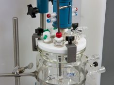 Fully Assembled Corrosion Cell and MSR Rotator