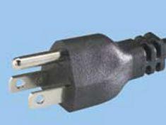 Power Cord for US & Canada (Pine Part EWM18B7)