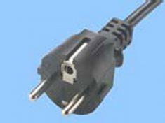 Power Cord for Europe (Pine Part EWM18B8EU)