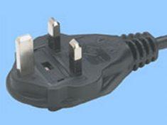 Power Cord for UK & Ireland (Pine Part EWM18B8UK)
