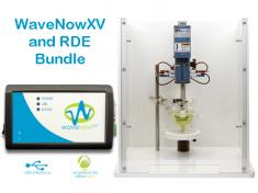 WaveNowXV Potentiostat with MSR Rotator