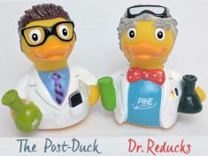 Dr. Reducks and the Post-Duck