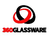 360GlasswareLogo 2inch