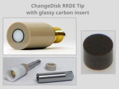 E6R1PK Series ChangeDisk RRDE Tip