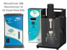 WaveDriver 200 Bipotentiostat with WaveVortex 10 Rotator