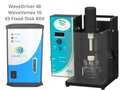 WaveDriver 40 Bipotentiostat with WaveVortex 10 Rotator