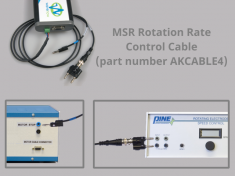 MSR Rotator Rate Control Cable (AKCABLE4)