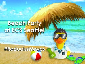 Pine Research ECS Beach Party