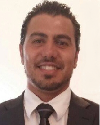 Photo of Ziad Bitar, owner and chief technical scientist at Equilabrium