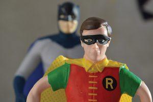 Perfect Pair Batman and Robin