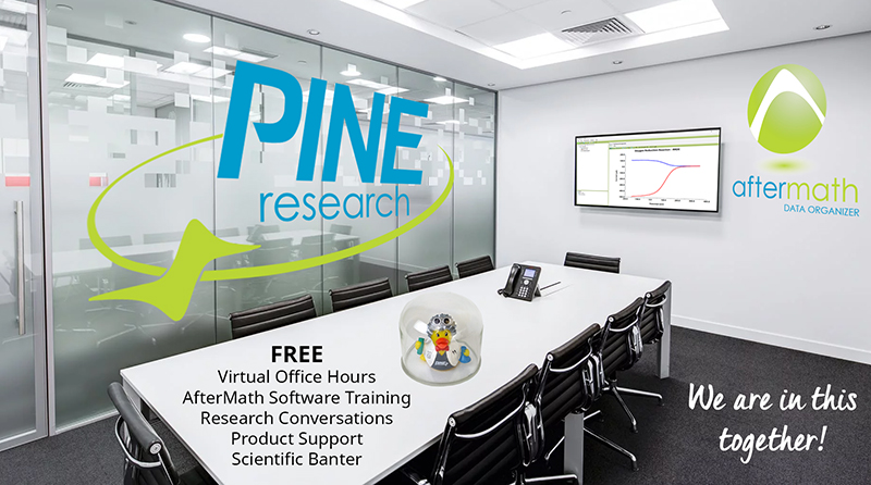 Pine Research Offers free office hours, training, and support