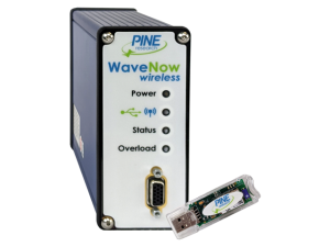 New WaveNow Wireless Potentiostat